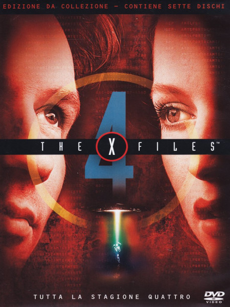 X Files - Stagione 04 (7 Dvd)