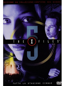 X Files - Stagione 05 (6 Dvd)