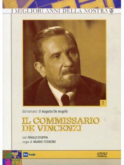 Commissario De Vincenzi (Il) - Stagione 02 (3 Dvd)