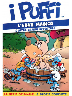 Puffi (I) - L'Uovo Magico