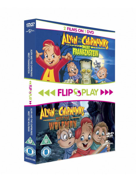 Alvin Superstar Monster Collection (2 Dvd)