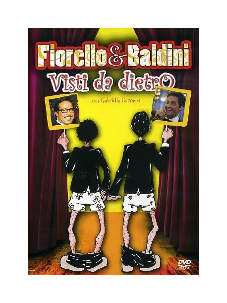 Fiorello & Baldini Visti Da Dietro