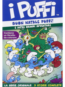 Puffi (I) - Buon Natale Puffi! (Dvd+Booklet)
