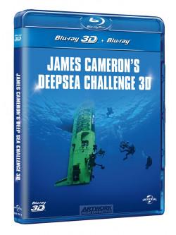 James Cameron's Deep Sea Challenge (3D) (Blu-Ray 3D+Blu-Ray)