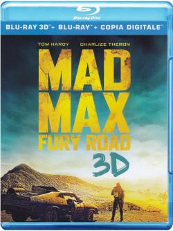 Mad Max - Fury Road (3D) (Blu-Ray 3D)