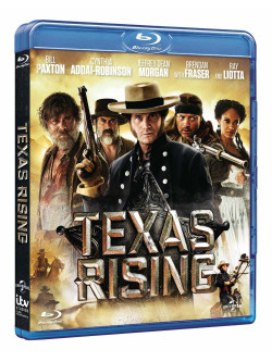 Texas Rising - Stagione 01 (2 Blu-Ray)