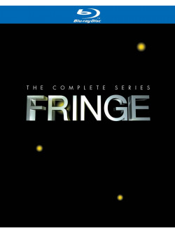Fringe - Serie Completa - Stagione 01-05 (20 Blu-Ray)