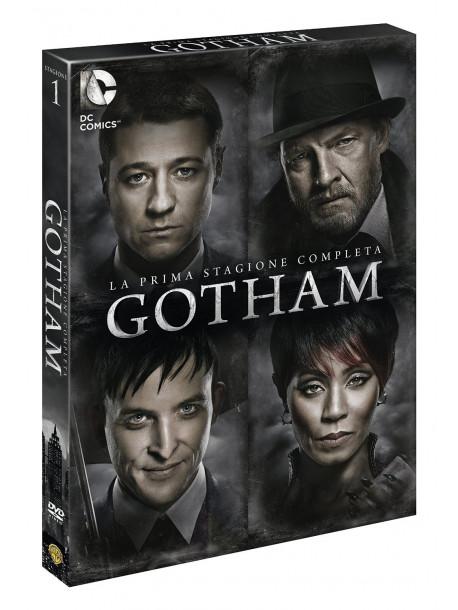 Gotham - Stagione 01 (6 Dvd)