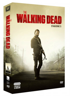 Walking Dead (The) - Stagione 05 (5 Dvd)