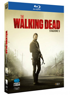 Walking Dead (The) - Stagione 05 (5 Blu-Ray)