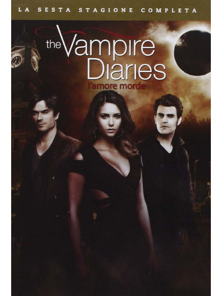 Vampire Diaries (The) - Stagione 06 (5 Dvd)