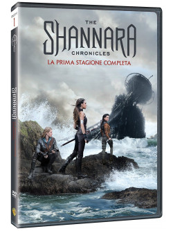 Shannara Chronicles (The) - Stagione 01 (3 Dvd)