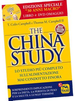 China Study (The) (SE 30° Anniversario) (Dvd+Libro)