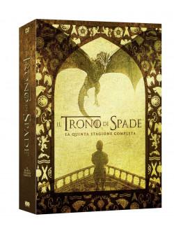 Trono Di Spade (Il) - Stagione 05 (5 Dvd)