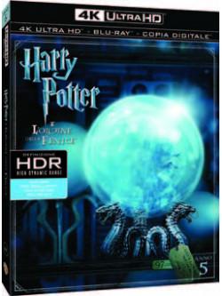 Harry Potter E L'Ordine Della Fenice (Blu-Ray 4K Ultra HD+Blu-Ray)
