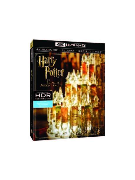 Harry Potter E Il Principe Mezzosangue (Blu-Ray 4K Ultra HD+Blu-Ray)