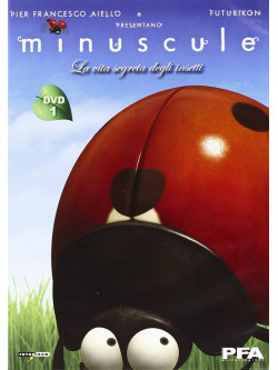 Minuscule - La Vita Segreta Degli Insetti - Serie 01 (4 Dvd)