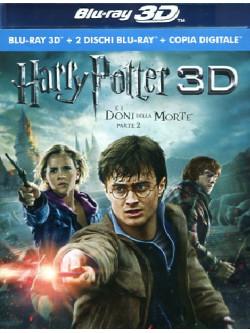 Harry Potter E I Doni Della Morte - Parte 02 (3D) (Blu-Ray 3D+2 Blu-Ray+Copia Digitale)