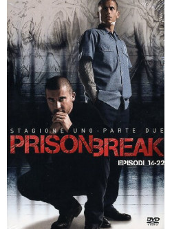 Prison Break - Stagione 01 02 (3 Dvd)