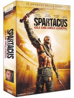 Spartacus - Gli Dei Dell'Arena - Prequel (3 Dvd)
