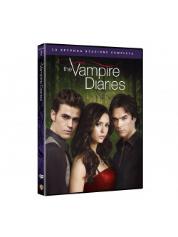 Vampire Diaries (The) - Stagione 02 (5 Dvd)