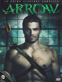 Arrow - Stagione 01 (5 Dvd)