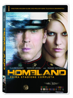 Homeland - Stagione 01 (4 Dvd)