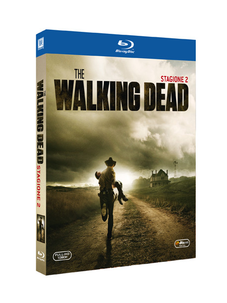 Walking Dead (The) - Stagione 02 (4 Blu-Ray)
