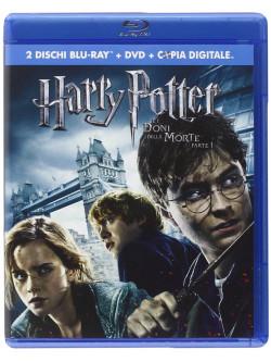 Harry Potter E I Doni Della Morte - Parte 01 (Ltd) (2 Blu-Ray+Dvd+Filmcell)