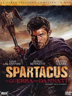 Spartacus - La Guerra Dei Dannati - Stagione 03 (4 Dvd)