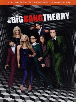 Big Bang Theory (The) - Stagione 06 (3 Dvd)