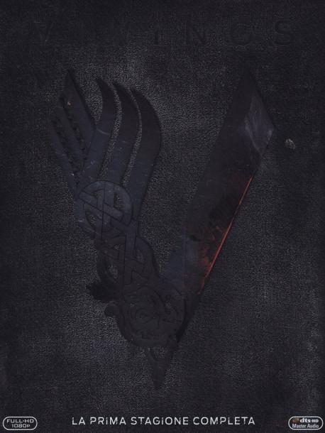 Vikings - Stagione 01 (3 Blu-Ray)