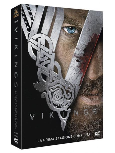 Vikings - Stagione 01 (3 Dvd)