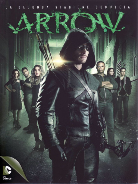 Arrow - Stagione 02 (5 Dvd)