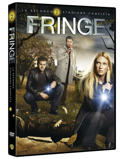 Fringe - Stagione 02 (6 Dvd)