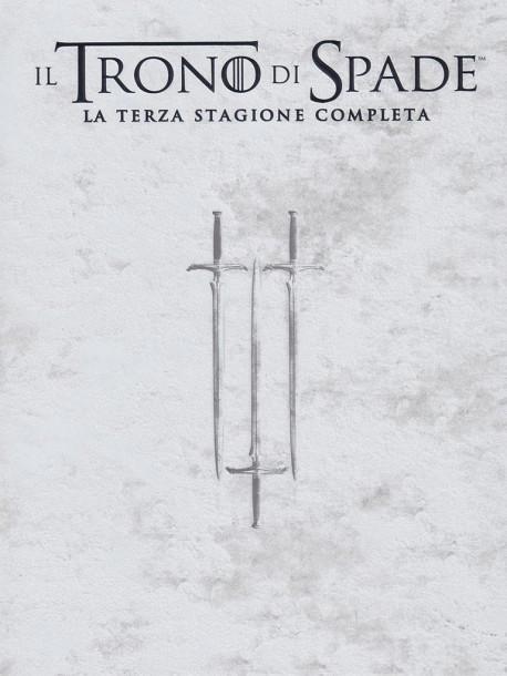 Trono Di Spade (Il) - Stagione 03 (5 Dvd)
