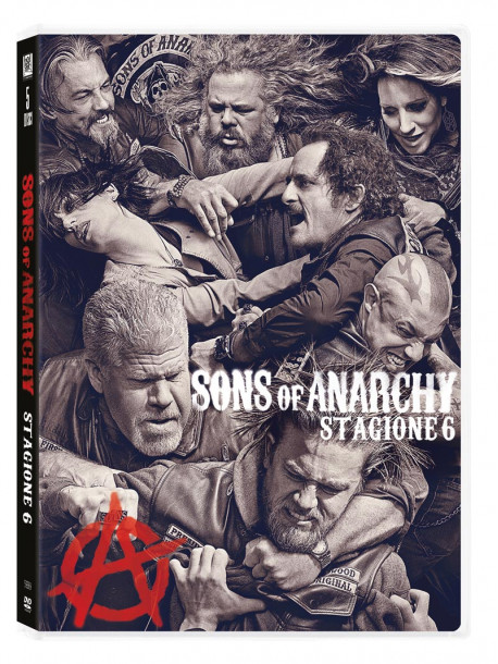 Sons Of Anarchy - Stagione 06 (5 Dvd)