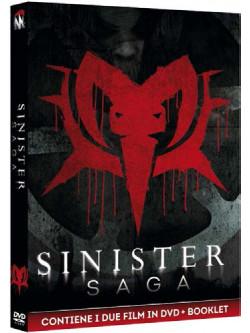 Sinister Saga Boxset (2 Dvd+Booklet)