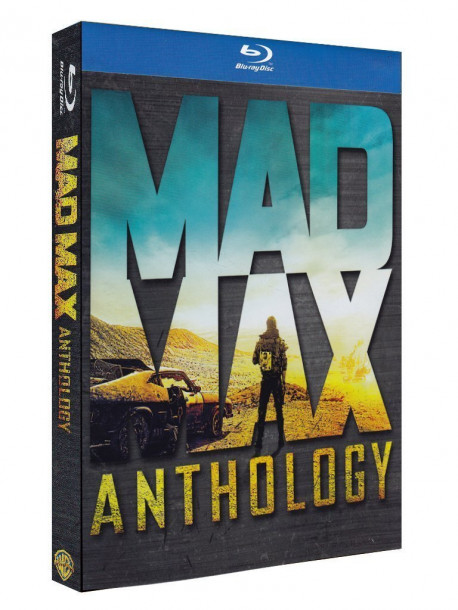 Mad Max - Anthology (4 Blu-Ray)