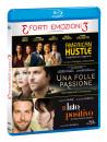 American Hustle / Folle Passione (Una) / Lato Positivo (Il) (Ltd) (3 Blu-Ray)