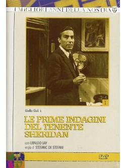 Sheridan - Prime Indagini (Le) - Stagione 01 (4 Dvd)