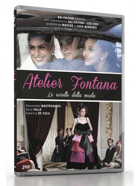 Atelier Fontana - Le Sorelle Della Moda (2 Dvd)