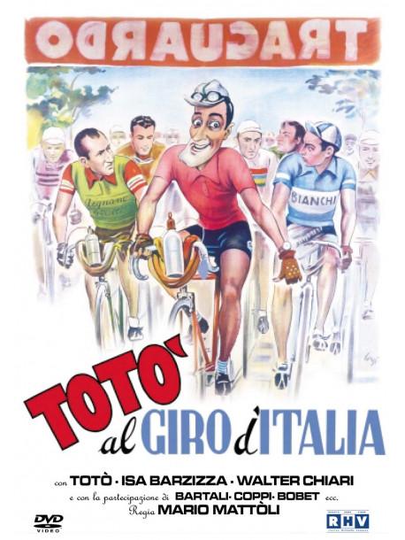 Toto' Al Giro D'Italia