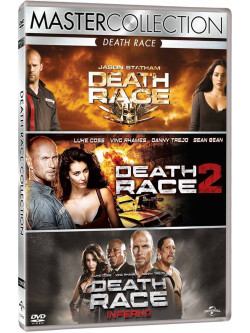 Death Race Master Collection (3 Dvd)