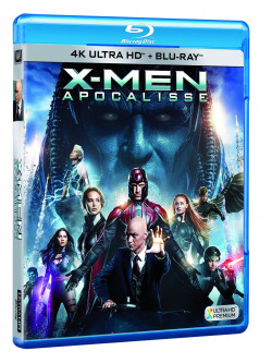 X-Men - Apocalisse (Blu-Ray 4K Ultra HD+Blu-Ray)