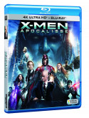 X-Men - Apocalisse (Blu-Ray 4K Ultra HD+Blu-Ray)