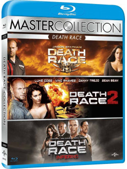 Death Race Master Collection (3 Blu-Ray)