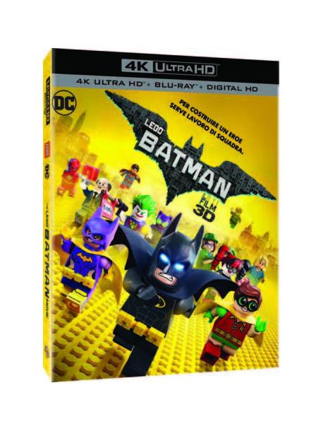 Lego Batman - Il Film (4K Ultra Hd+Blu-Ray+Digital Copy)