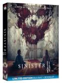Sinister 2 (Ltd) (Blu-Ray+Booklet)