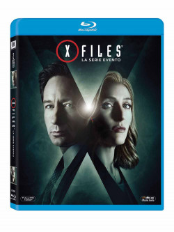 X Files - La Stagione Evento (2 Blu-Ray)